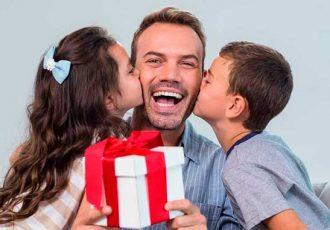 с днем рождения папе от детей