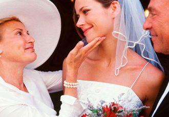 Стихи на свадьбу дочери