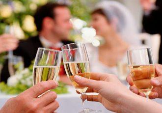 Шуточные стихи на свадьбу