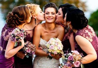 Поздравления на свадьбу подруге